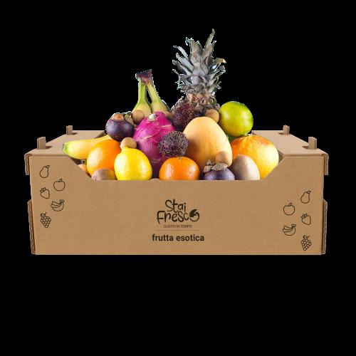 Stai Fresco Box Frutta Esotica